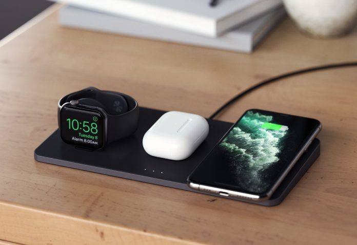 MacRumors Giveaway: Win a Trio Wireless Charging Pad From Satechi