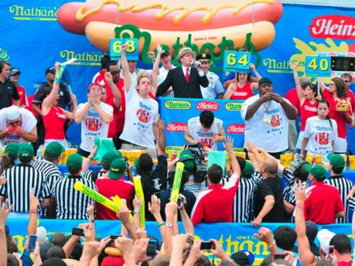 How to watch Nathan's Famous Hot Dog-Eating Contest live from anywhere
