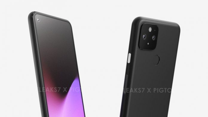 The Pixel 5 makes its first appearance with new renders