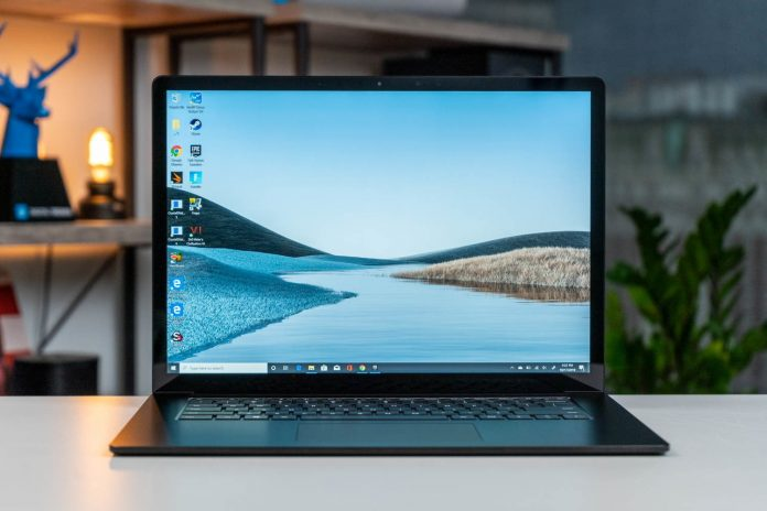 Save $100 on the brand new Microsoft Surface Laptop 3