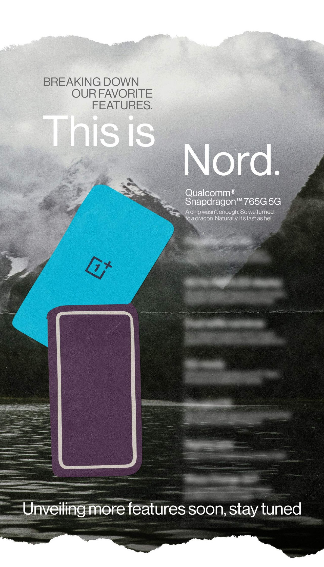OnePlus Nord Features