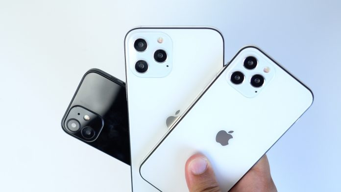 Hands On With iPhone 12 Models Showing New Sizes and Design