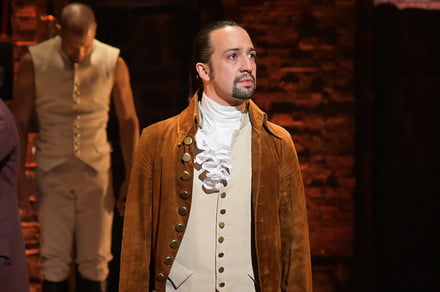 Spotify adds videos of a reminiscing Lin-Manuel Miranda to Hamilton playlist