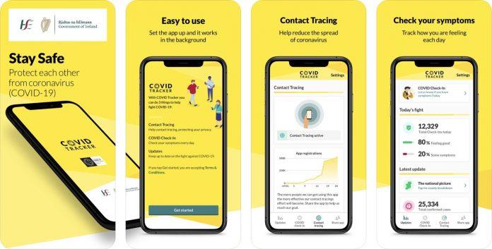 Ireland Launches COVID-19 App That Uses Apple/Google Exposure Notification API