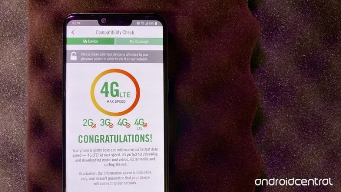 If you want to switch to Mint Mobile, make sure you have coverage