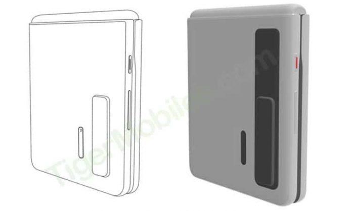 Huawei patents Galaxy Z Flip-like clamshell foldable