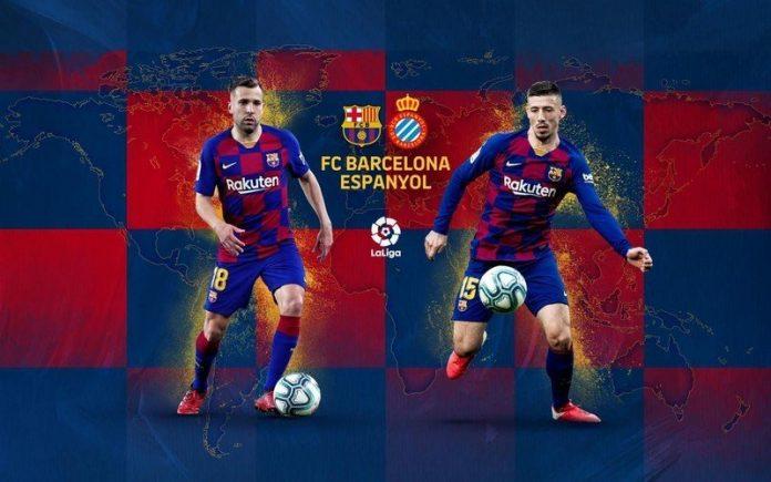 How to watch Barcelona vs. Espanyol La Liga live stream
