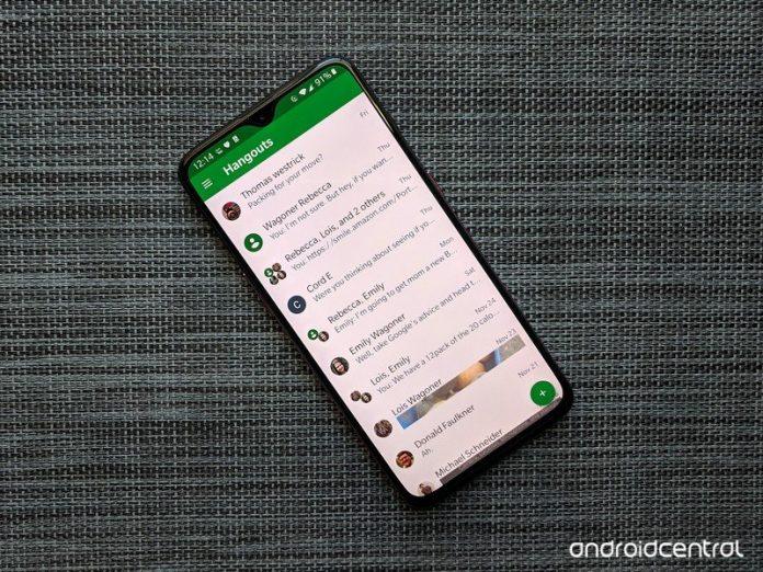 Do you still use Google Hangouts?