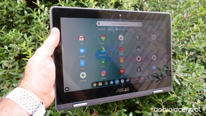 Navigating your Chromebook in tablet mode just got a whole lot easier