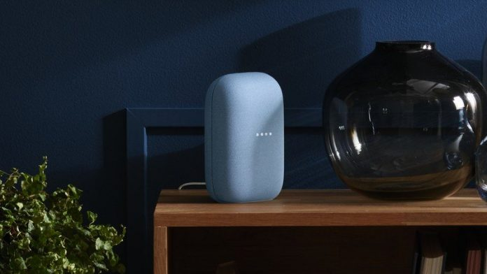Google just sent us a photo of its upcoming Nest speaker