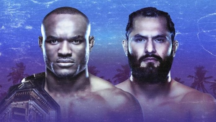 How to watch Usman vs. Masvidal in UFC 251 from Fight Island