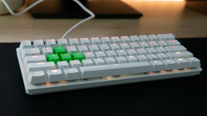 The Razer Huntsman Mini convinced me of the joys of tiny keyboards