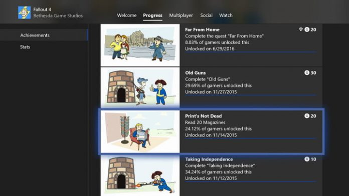 Here's everything you need to know about Xbox achievements