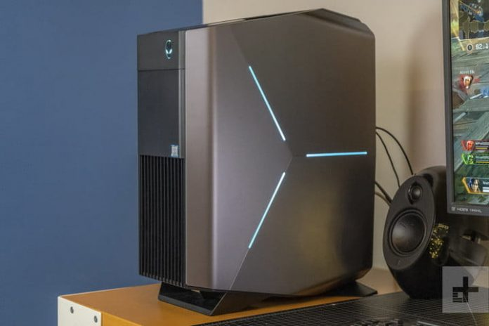 Save $200 on the Alienware Aurora R8 in Dell's Cyber Savings Event