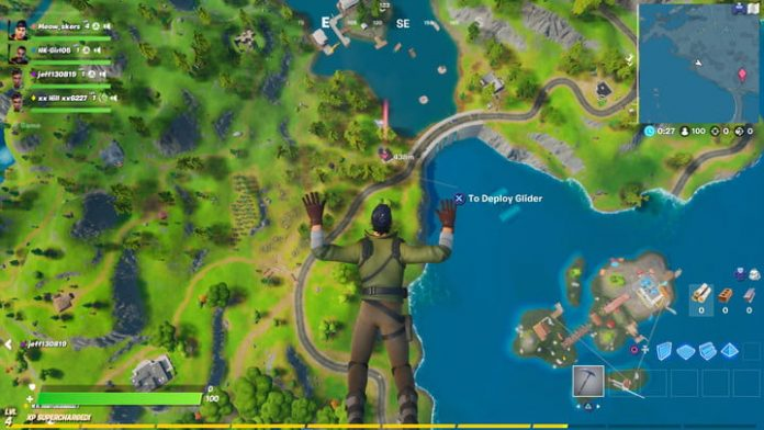 The best places to land in Fortnite
