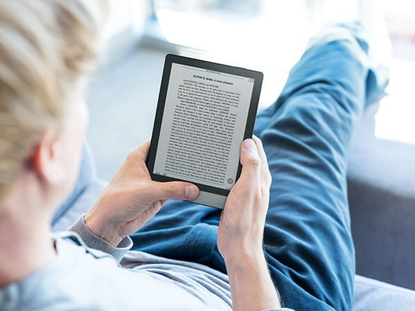 Knock out your summer reading on the BOOX Poke2, just $189.99