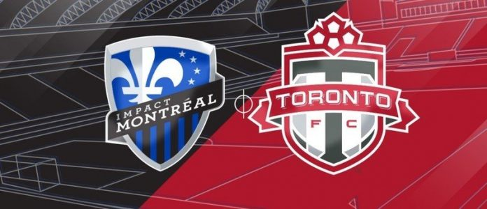 How to watch Montreal Impact vs. Toronto FC MLS live stream