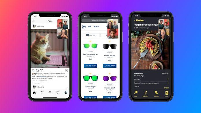 Facebook Messenger iOS App Gains Screen Sharing Feature for Video Calls