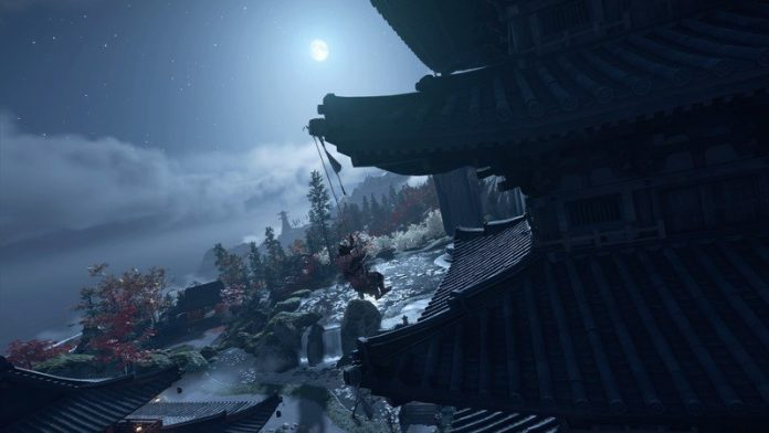 Ghost of Tsushima: How to use photo mode