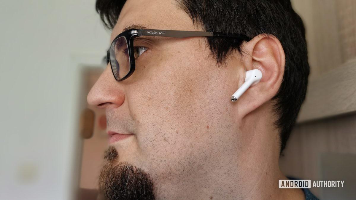 huawei freebuds 3i in ear