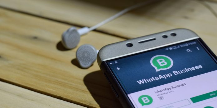How to create a QR code with a short message for WhatsApp Business accounts