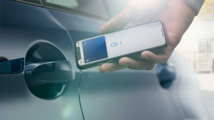 My Android phone as a car key? Yes please!