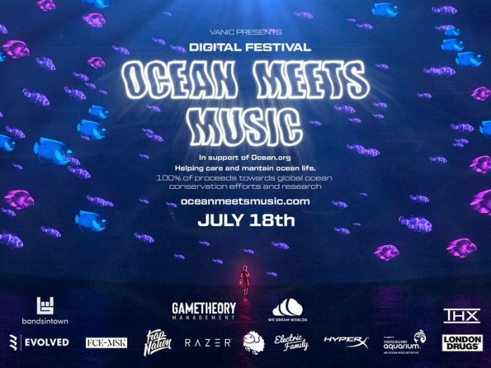 How to watch Ocean Meets Music festival live from anywhere