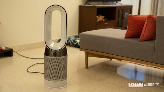 Dyson Pure Hot and Cool HP04 Air Purifier Review: Clean air, pure flair