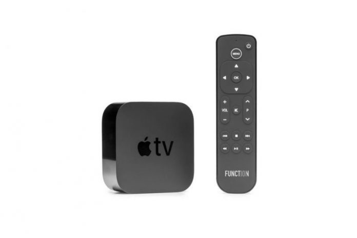 Function101 Offering Alternative Apple TV Remote Control for $30
