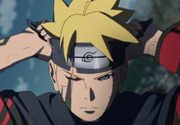 Boruto Anime Stream
