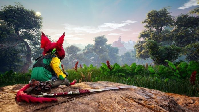 Here's everything we know (so far) about Biomutant