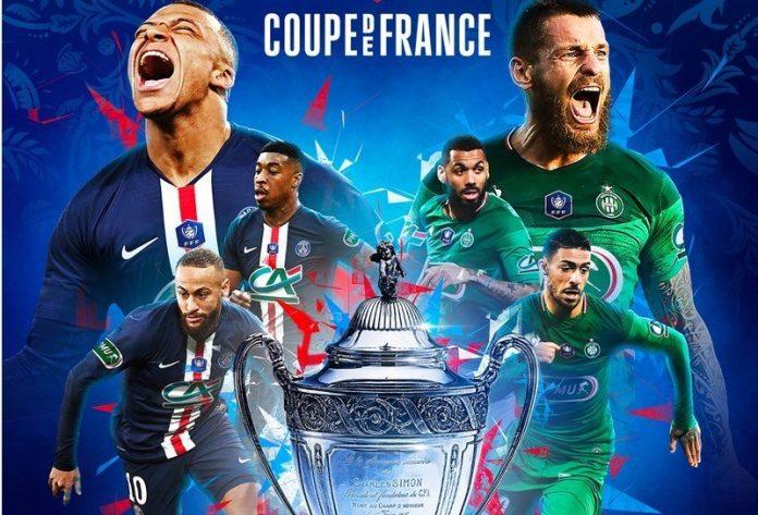 How to watch PSG vs Saint-Etienne Coupe de France final live stream
