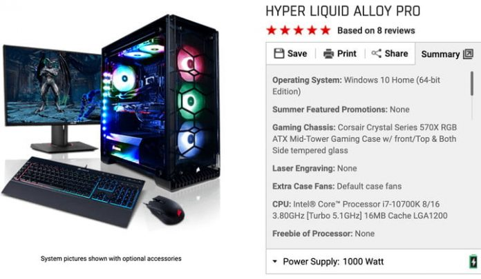 The best boutique custom gaming PCs