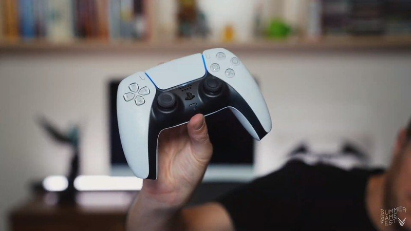Sony's new PS5 DualSense features haptic feedback and adaptive triggers