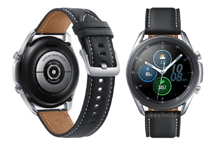Samsung Galaxy Watch 3 code reveals support for hand gestures, fall detection