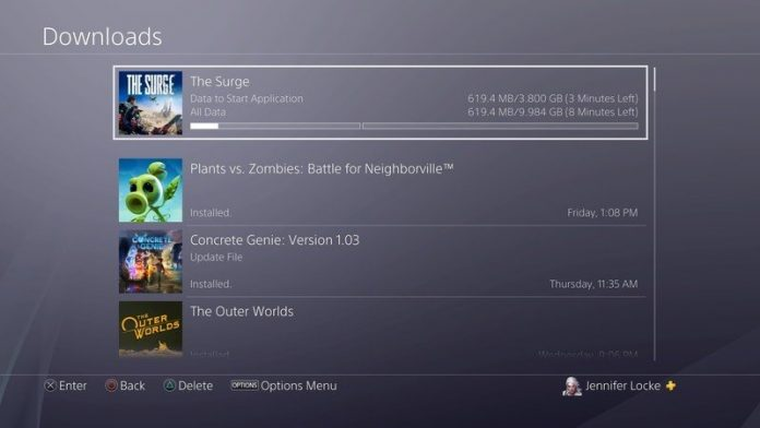 Game installation will be more configurable on the PS5