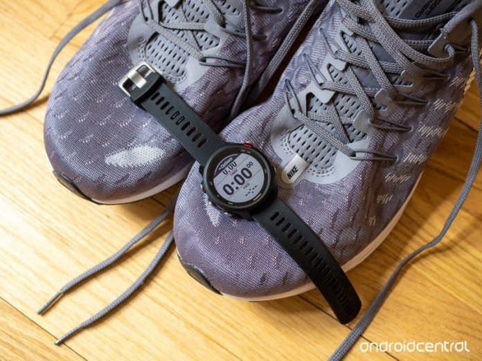 Here's how you can get your fitness data off of your Garmin watch
