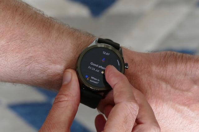 mobvoi ticwatch c2 plus review assistant