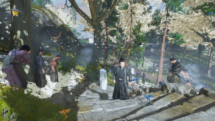 Ghosts of Tsushima: All Inari shrine locations