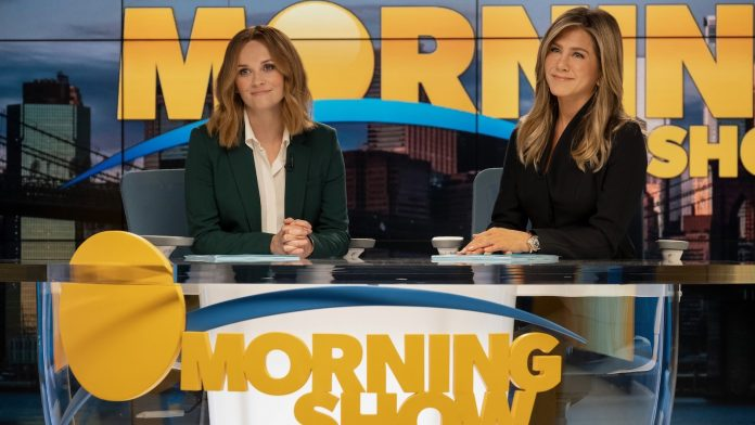 Apple TV+ Series 'The Morning Show' Getting Season 2 Rewrites to Reflect Pandemic