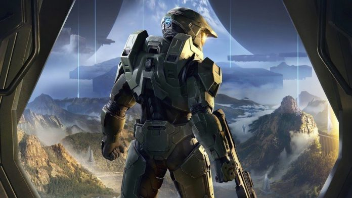 Someone is working on creating the Halo Infinite demo in Dreams