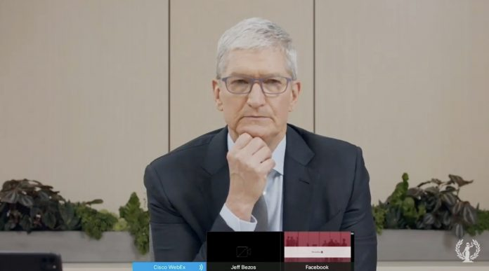 Apple CEO Tim Cook Likens Competition for Attracting Developers to a 'Street Fight for Market Share' in Smartphone Business