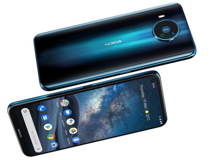 HMD Global's mid-range Nokia 8.3 5G will arrive in the U.S. this fall