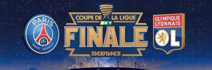 How to watch PSG vs Lyon Coupe de la Ligue final live stream