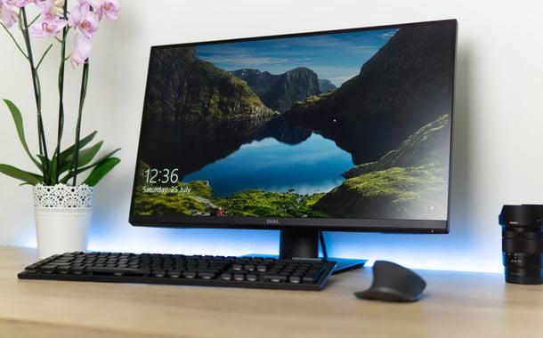Dell 27 USB-C monitor (P2720DC) review: The Goldilocks display