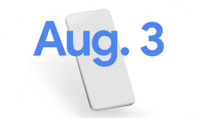 Google sets Pixel 4a launch for August 3