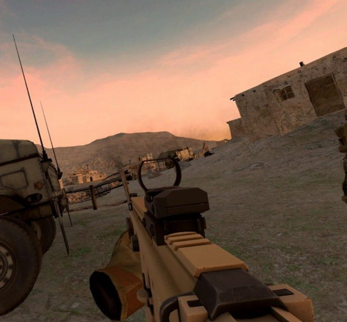 Tactical shooter Onward is now available on the Oculus Quest