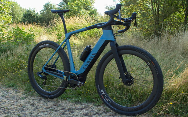 Canyon Grail:ON review: Rule roads and turn heads