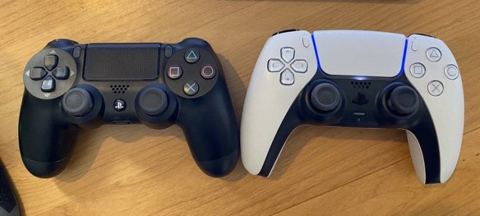 Sony says the DualShock 4 will work with the PS5 on select games