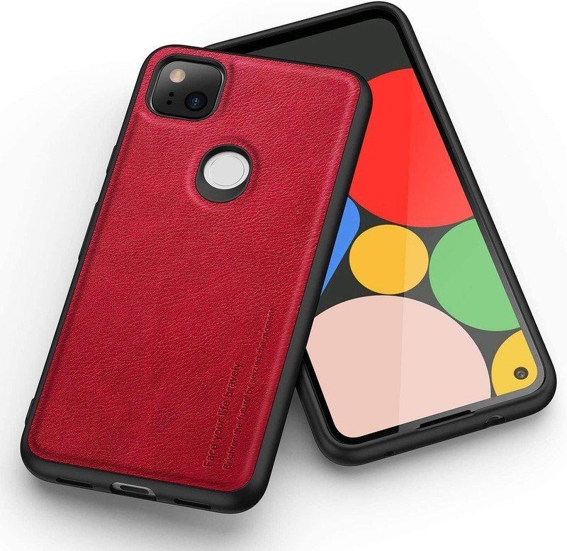 anccer-tpu-leather-pixel-4a-case-red.jpg